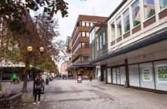 Kungsleden对Eskilstuna的Gallerian购物中心进行现代化改造