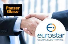 PanzerGlass任命Eurostar Global作为英国分销合作伙伴