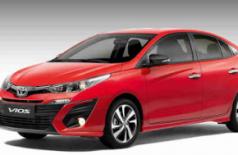 菲律宾丰田汽车延长了Vios的标准保修期