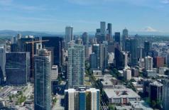 微软和卡斯卡迪亚集团宣布了在西北太平洋大城市之间建立经济枢纽的提议