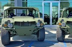 飞行国防部为通用动力任务系统TEWL集成提供车辆