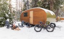 ROAM Beyond在蒙大拿州冰川县创造了两个新的冬季隐蔽目的地