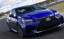 雷克萨斯澳大利亚公司正准备于2月推出全新的雷克萨斯GS F运动型轿车