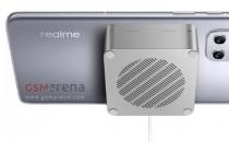 Realme MagDart带有一个风扇用于在充电和背面通风的同时管理热量
