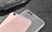 不喜欢手机壳的人可能会喜欢Totallee的iPhone11超薄透明手机壳